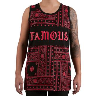 trikó férfi FAMOUS STARS & STRAPS - Redrum - Black, FAMOUS STARS & STRAPS