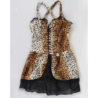 ruha női BLACK PISTOL - Punk - Leopard, BLACK PISTOL
