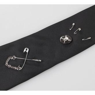 nyakkendő QUEEN OF DARKNESS - Black, QUEEN OF DARKNESS