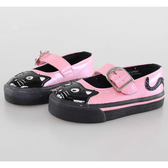 cipő gyermek TUK- Pink/Black, NNM