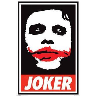 poszter Batman - The Dark Night - Obey The Joker - PYRAMID POSTERS, PYRAMID POSTERS