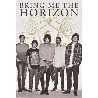 Bring Me The Horizon poszter - Star - PYRAMID POSTERS, PYRAMID POSTERS, Bring Me The Horizon