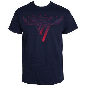 metál póló férfi Van Halen - Classic Logo - LIVE NATION, LIVE NATION, Van Halen