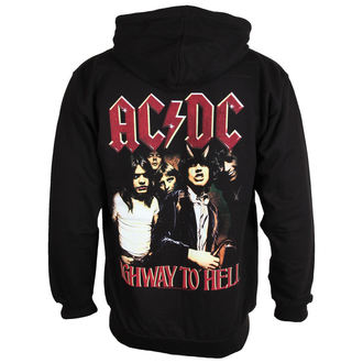 kapucnis pulóver férfi AC-DC - Highway To Hell - PLASTIC HEAD, PLASTIC HEAD, AC-DC