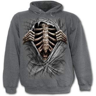 kapucnis pulóver férfi - Super Bad - SPIRAL, SPIRAL