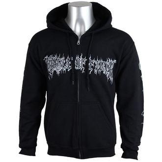 kapucnis pulóver férfi Cradle of Filth - Hammer Of The Witches - RAZAMATAZ, RAZAMATAZ, Cradle of Filth