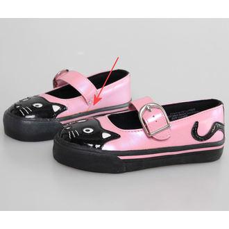 cipő gyermek TUK- Pink/Black - SÉRÜLT, NNM