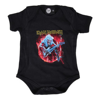 tipegő gyermek Iron Maiden - FLF - Black - Metal-Kids, Metal-Kids, Iron Maiden