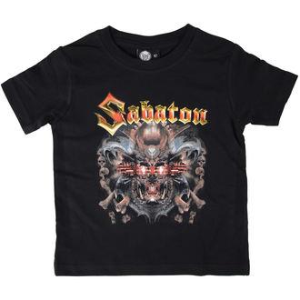 metál póló gyermek Sabaton - Metalizer - Metal-Kids, Metal-Kids, Sabaton