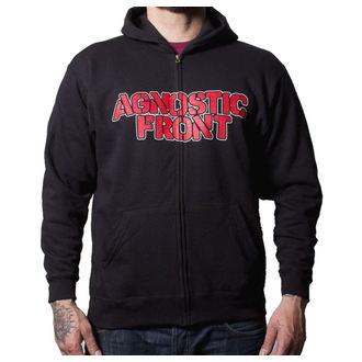 kapucnis pulóver férfi Agnostic Front - Never Walk Alone - Buckaneer, Buckaneer, Agnostic Front