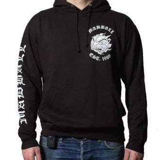 kapucnis pulóver férfi Madball - Kick Live - Buckaneer, Buckaneer, Madball