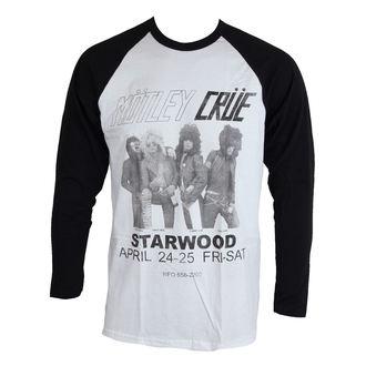 metál póló Mötley Crüe - Starwood Flyer 1981 - ROCK OFF, ROCK OFF, Mötley Crüe