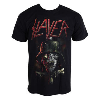 metál póló férfi Slayer - Soldier V2 - ROCK OFF - SLAYTEE15MB