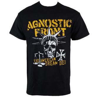 metál póló férfi Agnostic Front - Liberty Skull - RAGEWEAR, RAGEWEAR, Agnostic Front