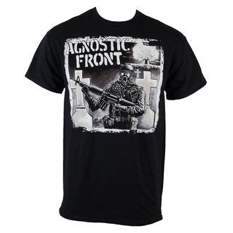 metál póló férfi Agnostic Front - Gasmask - RAGEWEAR, RAGEWEAR, Agnostic Front