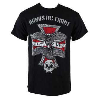 metál póló férfi Agnostic Front - Les Crew - RAGEWEAR, RAGEWEAR, Agnostic Front
