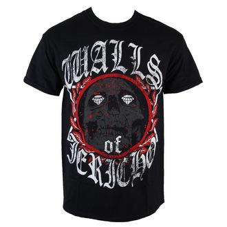 metál póló férfi Walls of Jericho - Diamont Skull - RAGEWEAR, RAGEWEAR, Walls of Jericho