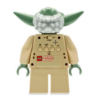 ébresztőóra Lego Star Wars - Yoda, NNM
