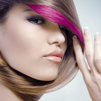 szín (szempillafesték)  haj STAR Gazer - UV Red, STAR GAZER