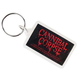 kulcstartó (kulcstartó) Cannibal Corpse - Logo, C&D VISIONARY, Cannibal Corpse