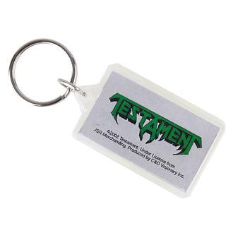 kulcstartó (kulcstartó) Testament - Logo, C&D VISIONARY, Testament
