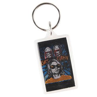 kulcstartó Kurt Cobain - kcwa., C&D VISIONARY, Nirvana