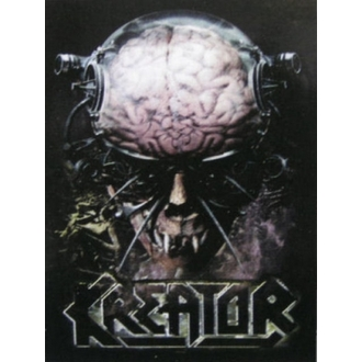 zászló Kreator - Enemy Of God, HEART ROCK, Kreator