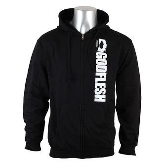 kapucnis pulóver férfi Godflesh - Logo - RELAPSE, RELAPSE, Godflesh