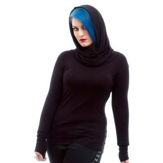 gót és punk póló női - Gothic Dunne - NECESSARY EVIL, NECESSARY EVIL