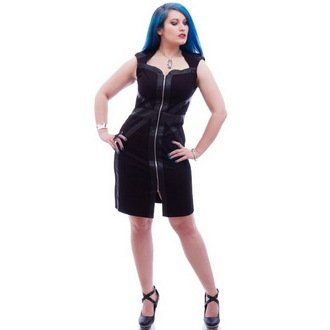NECESSARY EVIL női ruha - Gótikus Luna - Black, NECESSARY EVIL