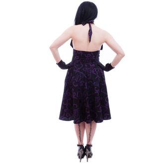 NECESSARY EVIL női ruha - Feronia 50s - Black, NECESSARY EVIL
