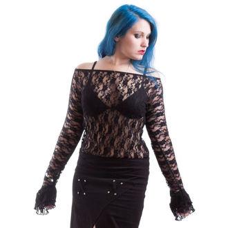 gót és punk póló női - Ziva - NECESSARY EVIL, NECESSARY EVIL