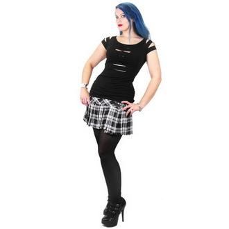 gót és punk póló női - Erinys Slashed - NECESSARY EVIL, NECESSARY EVIL