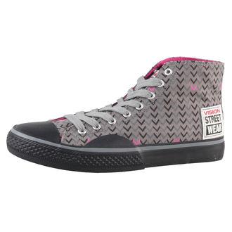 magasszárú cipő női - VISION, VISION