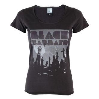 metál póló női Black Sabbath - Victory - AMPLIFIED, AMPLIFIED, Black Sabbath