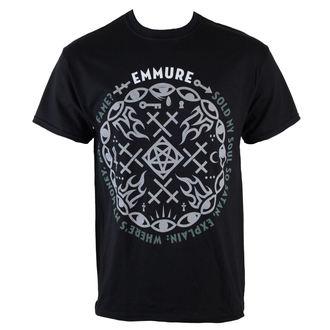 metál póló férfi Emmure - Money Power Fame - VICTORY RECORDS