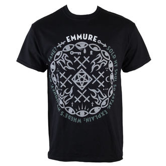 metál póló férfi Emmure - Money Power Fame - VICTORY RECORDS, VICTORY RECORDS, Emmure