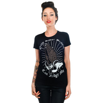 gót és punk póló női - Silver Bullets - TOO FAST