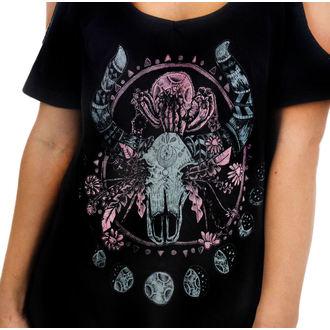 gót és punk póló női - Cosmic Cow - TOO FAST, TOO FAST