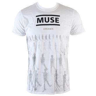 metál póló férfi Muse - Drones - LIVE NATION, LIVE NATION, Muse