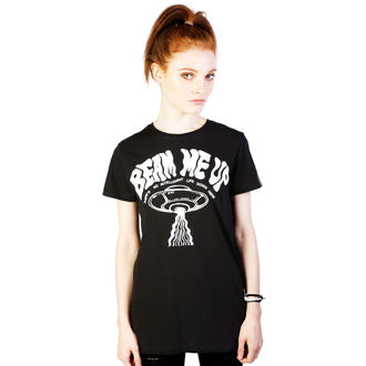 hardcore póló női - Beam Me Up - DISTURBIA, DISTURBIA