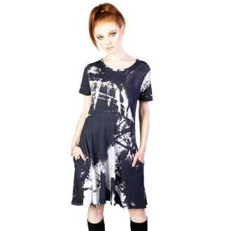 ruha sarok Disturbia - Ink - Black/White - DIS780