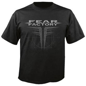 metál póló férfi Fear Factory - GNXS - NUCLEAR BLAST, NUCLEAR BLAST, Fear Factory
