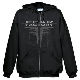 kapucnis pulóver férfi Fear Factory - GNXS - NUCLEAR BLAST - HSW2439