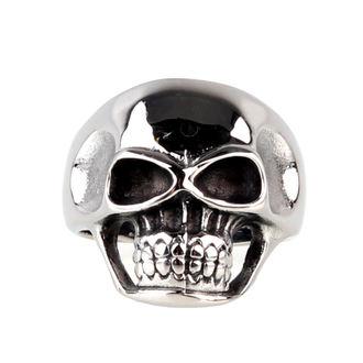 gyűrű ETNOX - Skull, ETNOX