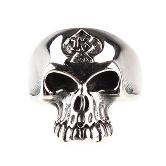 gyűrű ETNOX - Skull 13, ETNOX