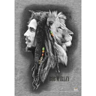 zászló Bob Marley - Profilok, HEART ROCK, Bob Marley