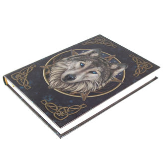 jegyzet blokk Embossed Journal The Wild One