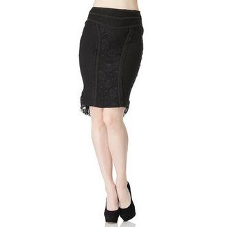 VOODOO Vixen női szoknya - BLK, JAWBREAKER