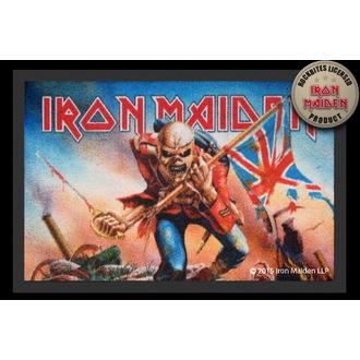 lábtörlő Iron Maiden - Trooper - ROCKBITES